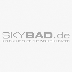 Villeroy & Boch Küchenarmatur 966811LC ND, 5 l/min, flexible Anschlussschläuche, Edelstahl massiv