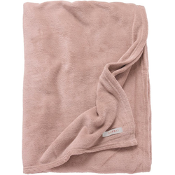 Plaid Mellow, Esprit, besonders kuschelig und weich rosa