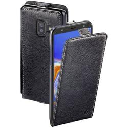 Hama Flap-Tasche Smart Case Flip Cover Samsung Galaxy J6 Plus Schwarz