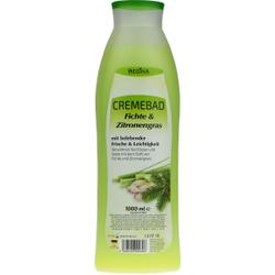 Regina Cremebad, 1000 ml - Flasche, Fichte & Zitronengras