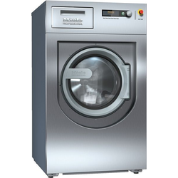 Miele Waschmaschine mit Waschmitteleinspülkasten und frei programmierbarer Steuerung Trommelvolumen 110 Liter