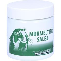 MURMELTIER CREME 100 ml