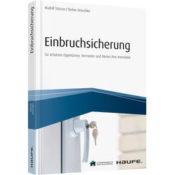 Einbruchsicherung als Buch von Stefan Onischke/ Rudolf Stürzer