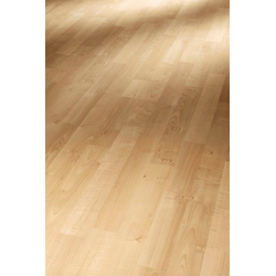 PARADOR Laminat Basic 200 - Ahorn natur, Packung, ohne Fuge, 194 x 1285 mm
