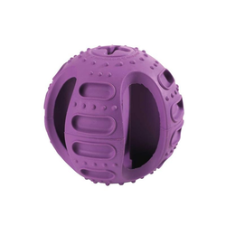 Hunter Hundespielzeug Stuff´n Bounce lila 11,5 cm