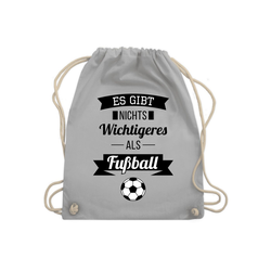 Shirtracer Turnbeutel Es gibt nichts Wichtigeres als Fußball - Fußball - Turnbeutel - Jutebeutel & Taschen, turnbeutel kinder