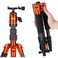 Rollei Compact Traveler No. 1 Carbon orange