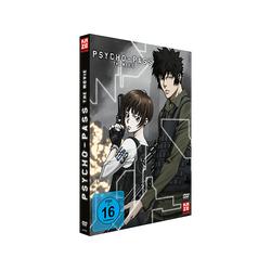 Psycho-Pass: The Movie DVD