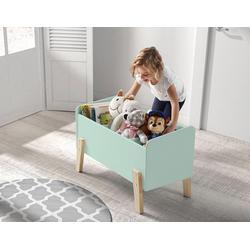 Vipack Spielzeugtruhe Kiddy, MDF-Oberfläche grün