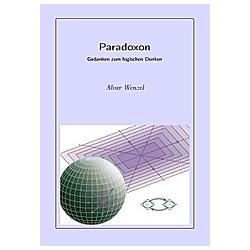 Paradoxon. Alvar Wenzel  - Buch