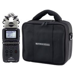 Zoom H5 portabler Audio-Recorder Set mit Recorder-Tasche