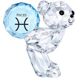 Swarovski Dekofigur KRIS BEAR - PISCES, 5396294 (1 Stück), Swarovski® Kristall