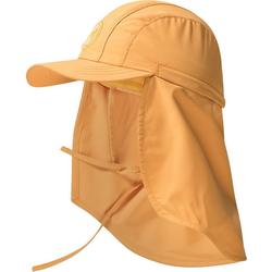 hyphen Sonnenhut Kinder Sonnenhut mit UV-Schutz gelb 54-56