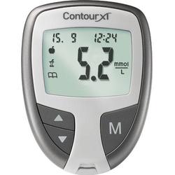 Contour XT Set mg / dl Blutzuckermessgerät
