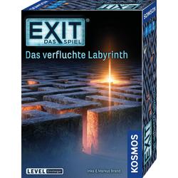 EXIT - Das Spiel: Das verfluchte Labyrinth