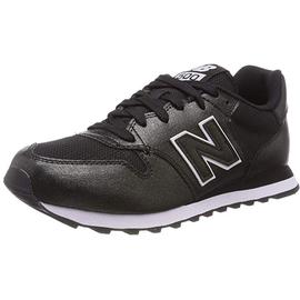 NEW BALANCE 500 black/ white, 38