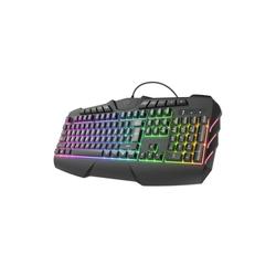 Trust 881 ODYSS Semi-Mechanical Keyboard DE PC-Tastatur