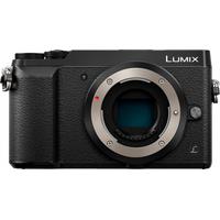 Panasonic Lumix DMC-GX80K2 schwarz + 14-42mm II OIS
