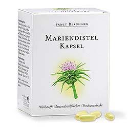Mariendistel-Kapseln