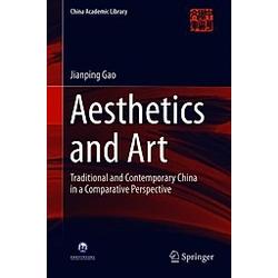 Aesthetics and Art. Jianping Gao  - Buch