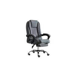 HTI-Line Schreibtischstuhl Chefsessel Jackson grau