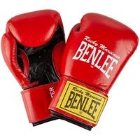BENLEE Rocky Marciano Boxhandschuhe Fighter rot/schwarz 12oz