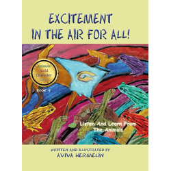 Excitement In The Air For All als Buch von Aviva Hermelin