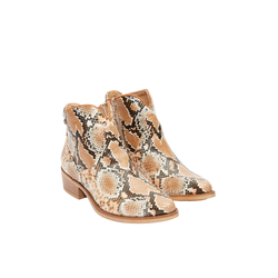 Snake-Boots Damen Größe: 37
