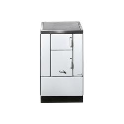 WAMSLER K 150 S/III Kohleherd weiß