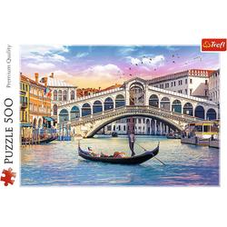 Rialto Brücke Venedig (Puzzle)