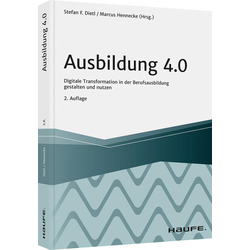 Ausbildung 4.0: Buch von