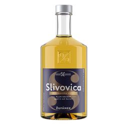 Slivovica - Zwetschgenbrand fassgelagert