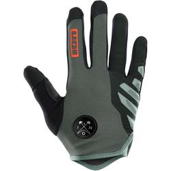ION MTB-Handschuhe Scrub AMP Thunder Gray