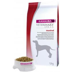 Eukanuba Veterinary Diets Intestinal Hundefutter 2 x 12 kg