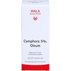 CAMPHORA ÖL 5% 100 ml