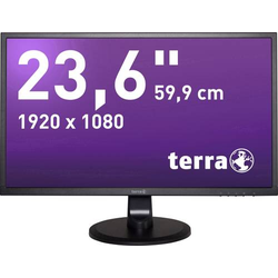 Terra LED 2447W LED-Monitor 59.9cm (23.6 Zoll) EEK A+ (A++ - E) 1920 x 1080 Pixel Full HD 5 ms Audio