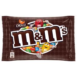 Mars M und M Schokolinsen in knuspriger Zuckerhülle 45g 24er Pack