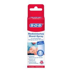 SOS Medizinisches Wund-Spray 50 ml