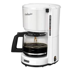 Unold Filterkaffeemaschine 28120 Kaffeemaschine Compact weiß