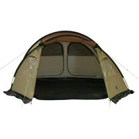 10T Outdoor Equipment Felton 4 beige/kastanienbraun