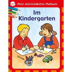 Im Kindergarten als Buch von