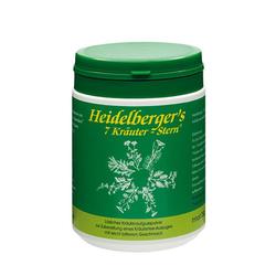 HEIDELBERGERS 7 Kräuter Stern Pulver