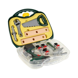 Klein Spielwerkzeugkoffer klein Bosch Akkuschrauber-Koffer mit Zubehör