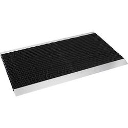 Hamat Fußmatte Outline anthrazit 35,0 x 80,0 cm