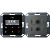 Gira Unterputz-Radio 2280600