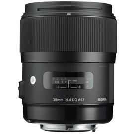 Sigma 35 mm F1,4 DG HSM (A) Sony E