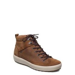 ECCO Soft 7 Tred M Hohe Sneaker Braun ECCO Braun 43,45,44,41,42,40,46,47,39