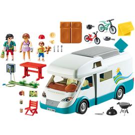 Playmobil Family Fun Familien-Wohnmobil 70088