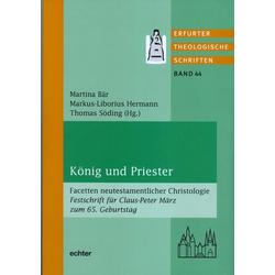 König und Priester als Buch von