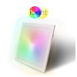s.LUCE LED Einbaustrahler iLight LED RGB